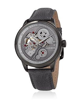 Akribos XXIV Reloj automático Man Ak855 Gris