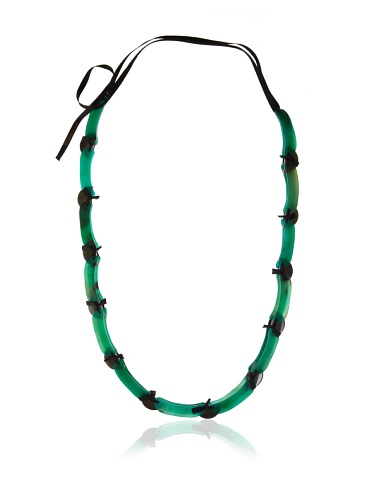 MARNI Women's Double-Layered Bead Necklace