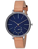 Skagen Hagen Analog Blue Dial Women's Watch - SKW2355I