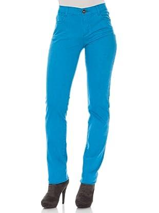 Stix Casual Pantalón (Azul)