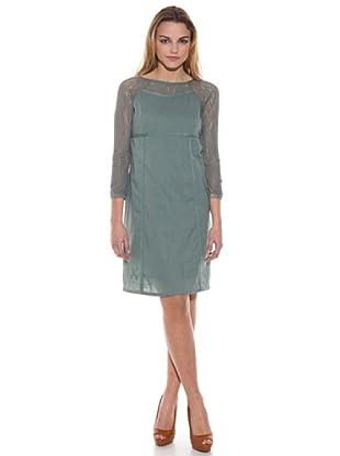 Laga Vestido Calado (Verde)