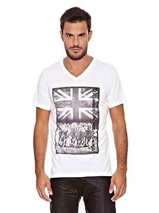Paul Stragas Camiseta Martin (Blanco)