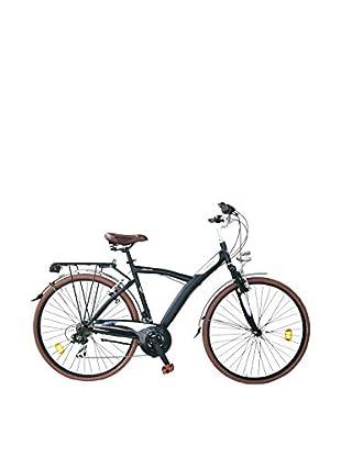 CICLI CLORIA MILANO Bicicleta Niguarda Negro