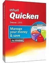 Intuit Quicken DLX 2015