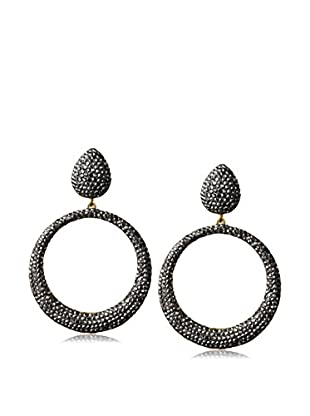 Grand Bazaar Open Hoop Earrings