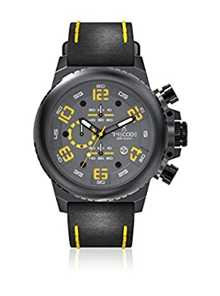 Timecode Quarzuhr Man Everest 1953 schwarz 48 mm