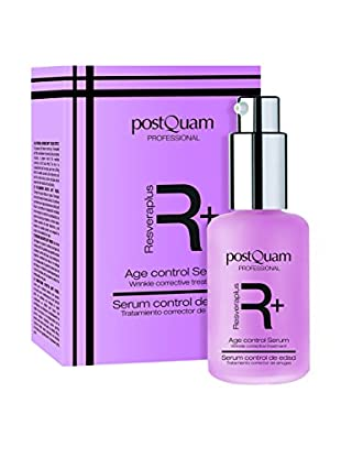 POSTQUAM Anti-Age Serum Multiaction Resveraplus 30 ml, Preis/100 ml: 116.5 EUR