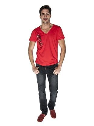 Giorgio Di Mare Camiseta Darnell (Rojo)