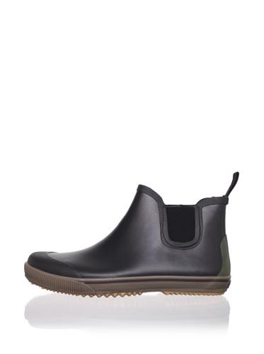 Tretorn Men's Strala Boot (Black/gum)