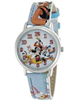 Disney Analog Multi-Colour Dial Boy's Watch - 98205