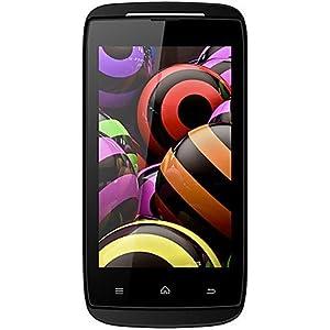 Intex Aqua N4 (Glossy Black) Mobile Phone