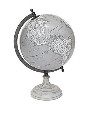Novità Home Globus Big grau/weiß