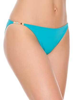 Women secret Braguita Bikini Media Tira Plain (Azul)