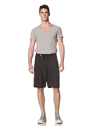 Two Thirds Men's Custom Shorts (Black)