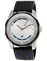 Fastrack Economy 2013 Analog White Dial Men's Watch - 3099SP02