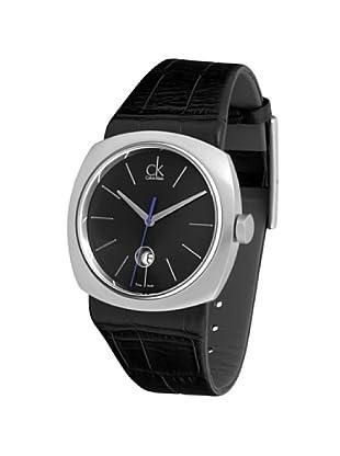 CK Calvin Klein Reloj 9711102 piel Negro