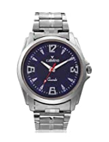 Calvino Men's Blue Dial Watch CGAC-141222_BLUE