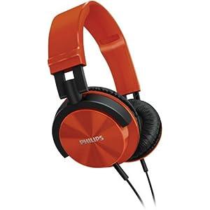 Philips Headphones - SHL 3000 (Red)