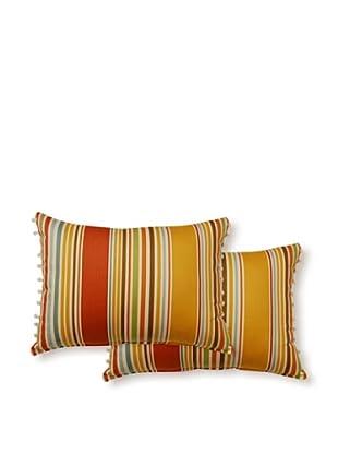 Dakota Set of 2 Deck Chair Pillows (Shell)