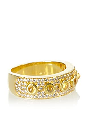 Crislu Topaz Ring