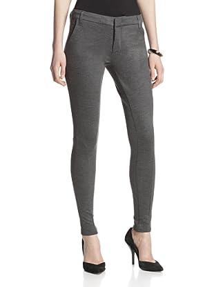 CJ by Cookie Johnson Women's True Skinny Ponte Pant (Charcoal)