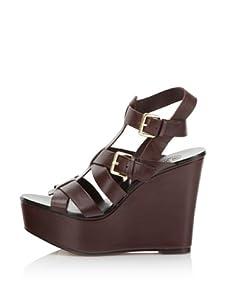 Ash Women's Platform Wedge Sandal (T.moro)