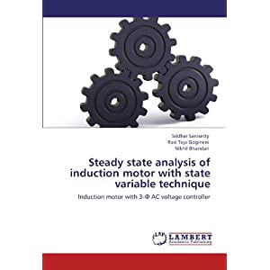 Steady State Analysis of Induction Motor with State Variable Technique