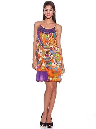 HHG Vestido Marianela (Naranja)