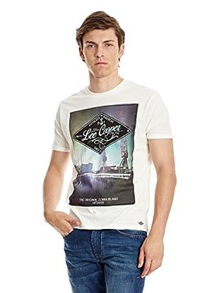 Lee Cooper Camiseta Manga Corta Dockport