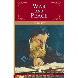 War Peace Leo Tolstoy