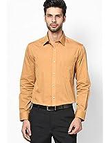 Yellow Formal Shirt