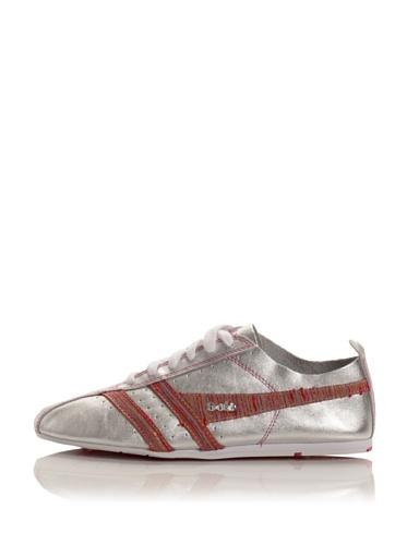Gola Women's Galaxy Sneaker (Silver)