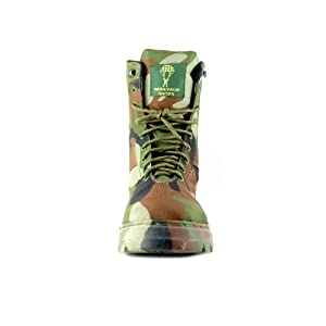 CAMOUFLAGE BOOT FOR MEN