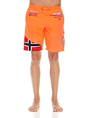 Geographical Norway Bañador Quafto Men Assor B 001 (Coral)