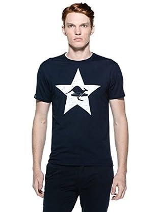 Hot Buttered Camiseta M/C Atenas (Azul)