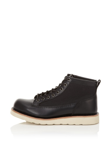 JUMP Men's Bastian Ltd. Pull-on Boot (Black)