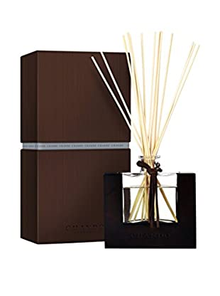 CHANDO Urban Collection Aromatic Reed Diffuser with 4-Oz. Tobacco Woods Fragrance