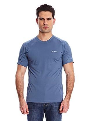 Columbia T-Shirt Mountain Tech Ii
