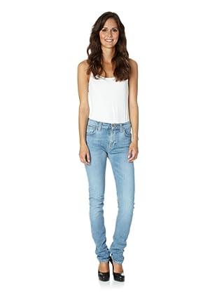 Nudie Jeans Co Jeans High Kai Used Light Indigo (Hellblau)