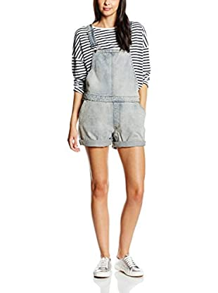 Cheap Monday Peto Cut Bib Jet