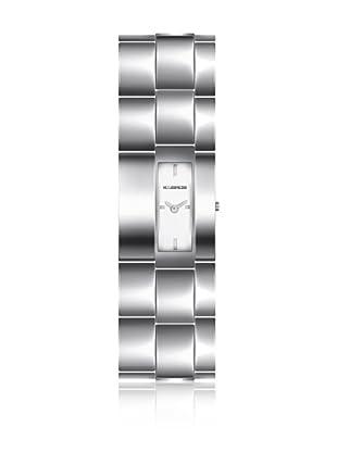 K&Bros  Reloj 9162 (Plateado)