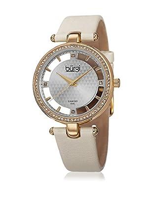 Burgi Uhr mit schweizer Quarzuhrwerk Woman 38 mm