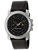 Fastrack NE3039SL02 Black Dial Men's Watch