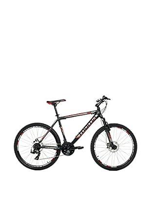 MOMA BIKES Bicicletta Btt 26 Alu Full Disc 24V Gtt26 Xl Nero
