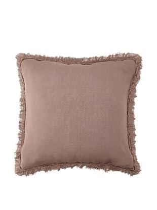 Pom Pom at Home Mathilde Euro Pillow Sham (Chocolate)