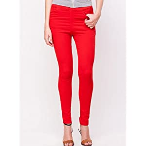 KRAUS Bright Hue Super Stretchy Jeggings
