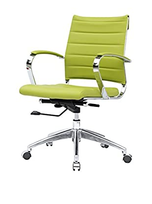 Manhattan Living Sopada Conference Office Chair, Green