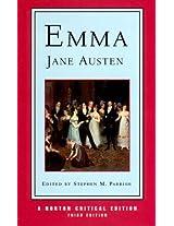 Emma 3e (NCE) (Norton Critical Editions)