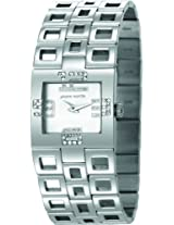 Pierre Cardin Analog White Dial Women's Watch - PC105732F01