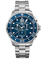 Tag Heuer Aquaracer Grande Date Mens Watch Can1011.Ba0821